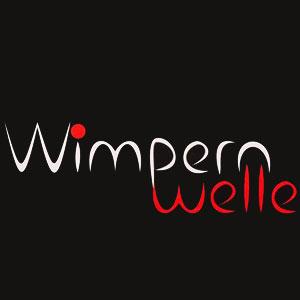 wimpernwelle logotipo
